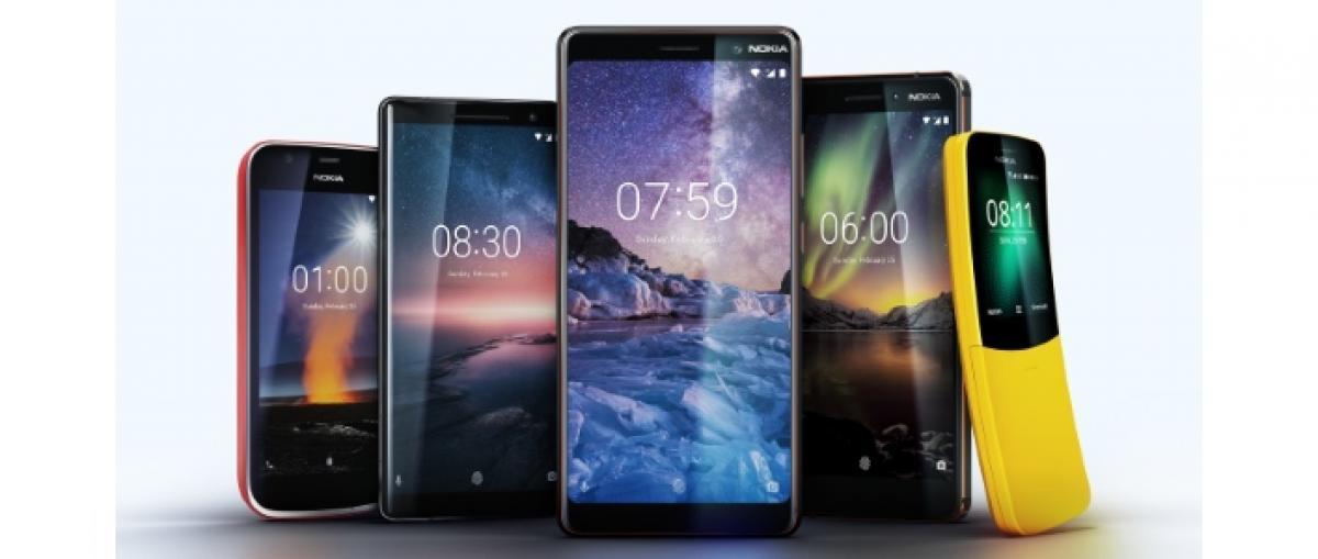 Nokia se vuelca con Android One y anuncia los 1, 6 (2018), 7 Plus y 8 Sirocco