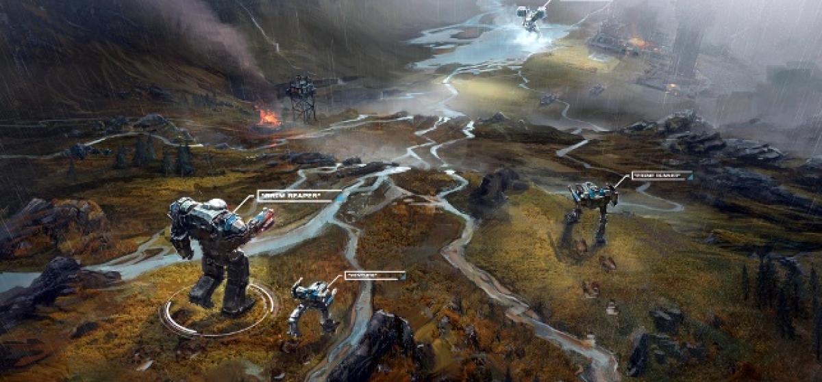 Ya en Kickstarter BattleTech, combate táctico con Mechs de los fundadores de la saga