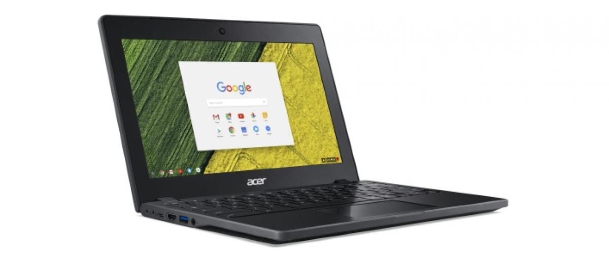 Acer anuncia el Chromebook 11 C771, con batería de 13 horas y resistente a caídas