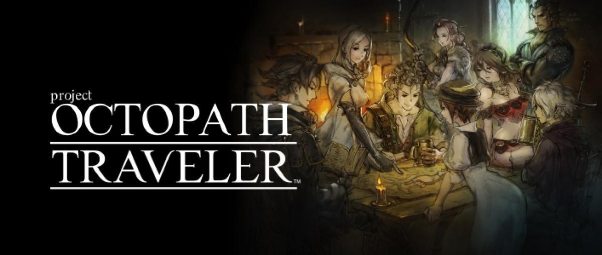 Square Enix muestra Project Octopath Traveler, un nuevo RPG para Nintendo Switch