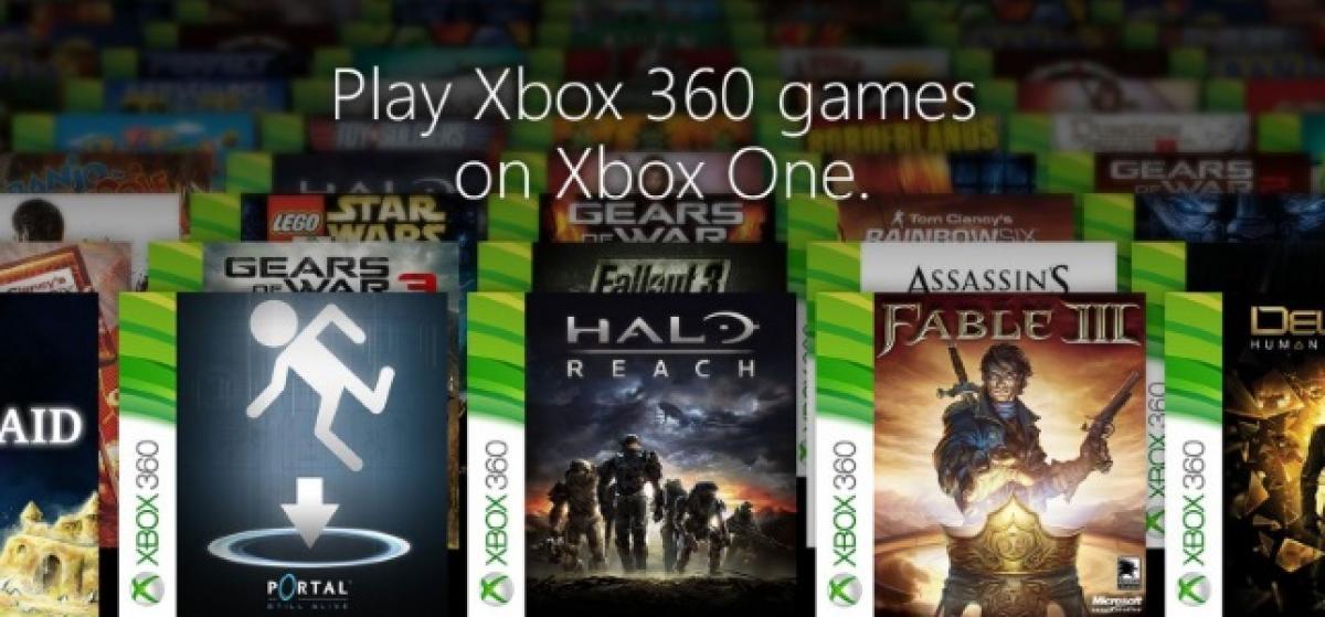 Añadidos 16 nuevos títulos a la lista de juegos retrocompatibles con Xbox One