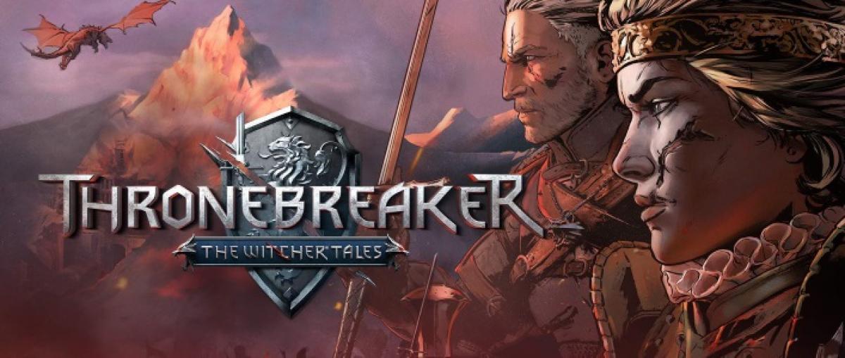 Thronebreaker: The Witcher Tales aterriza en Windows PC con su mezcla de rol y cartas