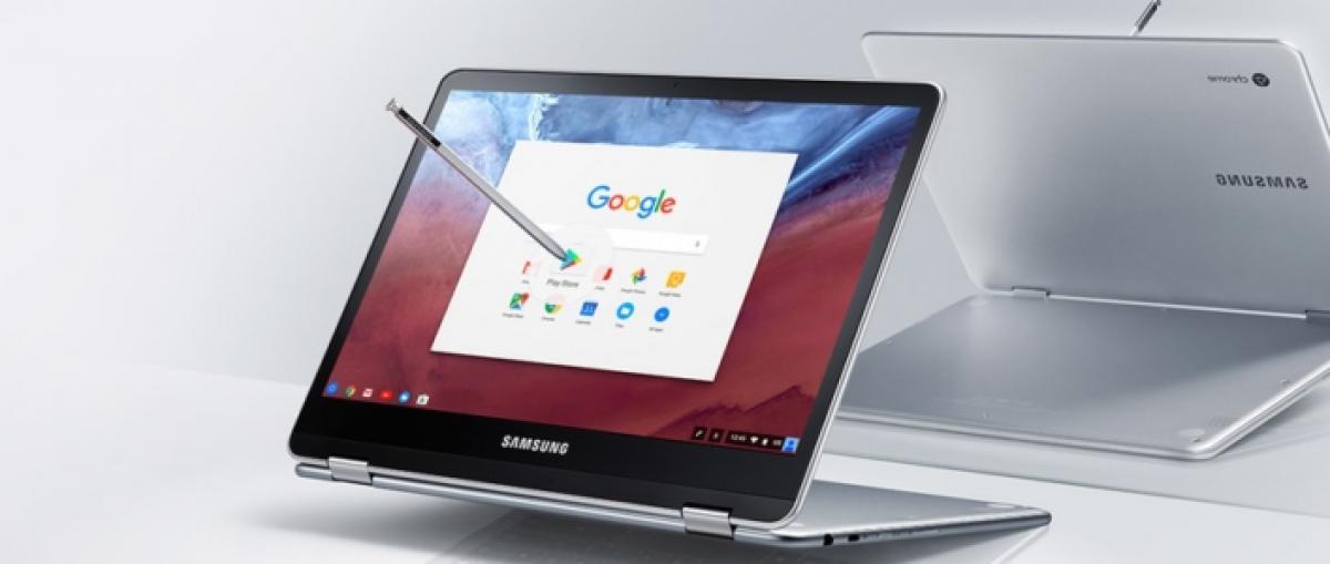 Google apunta nuevamente a Microsoft con el lanzamiento de un Chrome OS para empresas