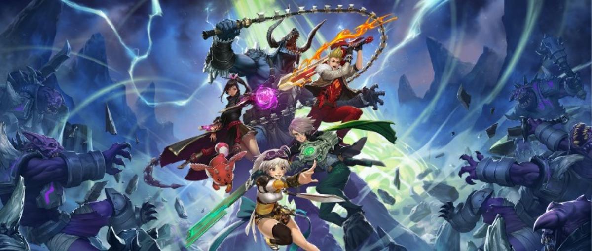 Epic Games presenta Battle Breakers, un título de rol táctico con juego cruzado entre PC y móviles