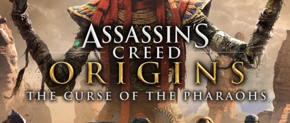 Tráiler de lanzamiento de Assassin's Creed Origins - La maldición de los faraones