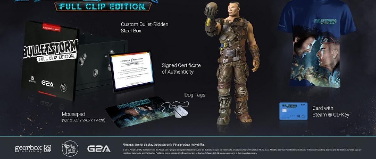Gearbox desata críticas al asociarse con G2A para la distribución de ediciones especiales