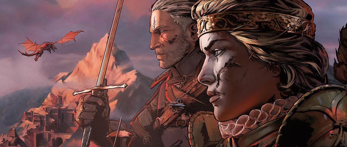 El juego de rol y batallas de cartas Thronebreaker: The Witcher Tales llega a Nintendo Switch