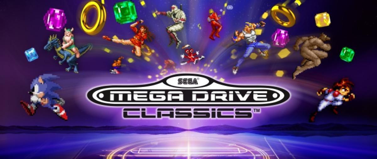 Sega Mega Drive Classics anunciado para PlayStation 4, Xbox One y PC