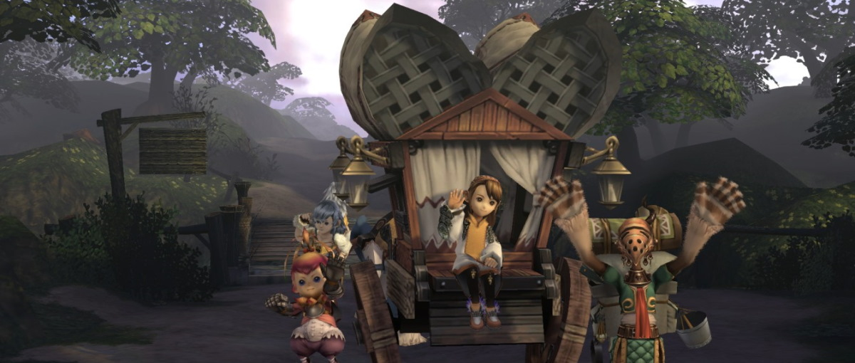 Final Fantasy Crystal Chronicles Remastered se pondrá a la venta el 27 de agosto