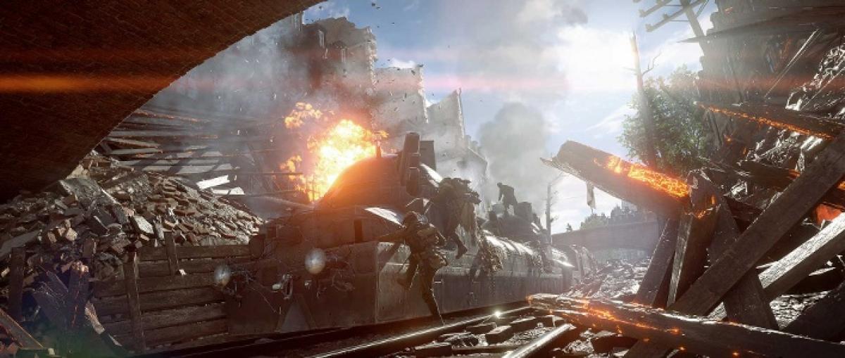 DICE detalla la lista de modos y escenarios para el lanzamiento de Battlefield 1