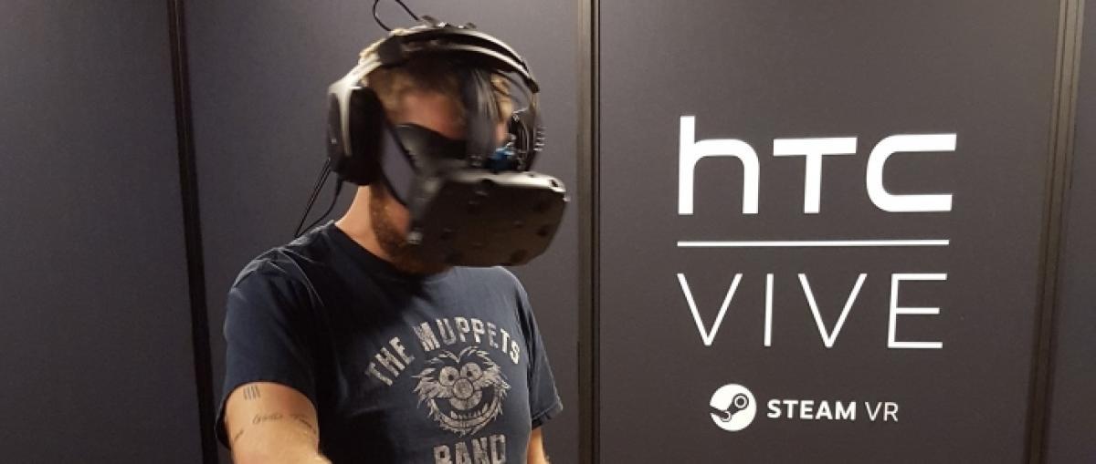 HTC Vive tendrá un precio de 899 euros en Europa