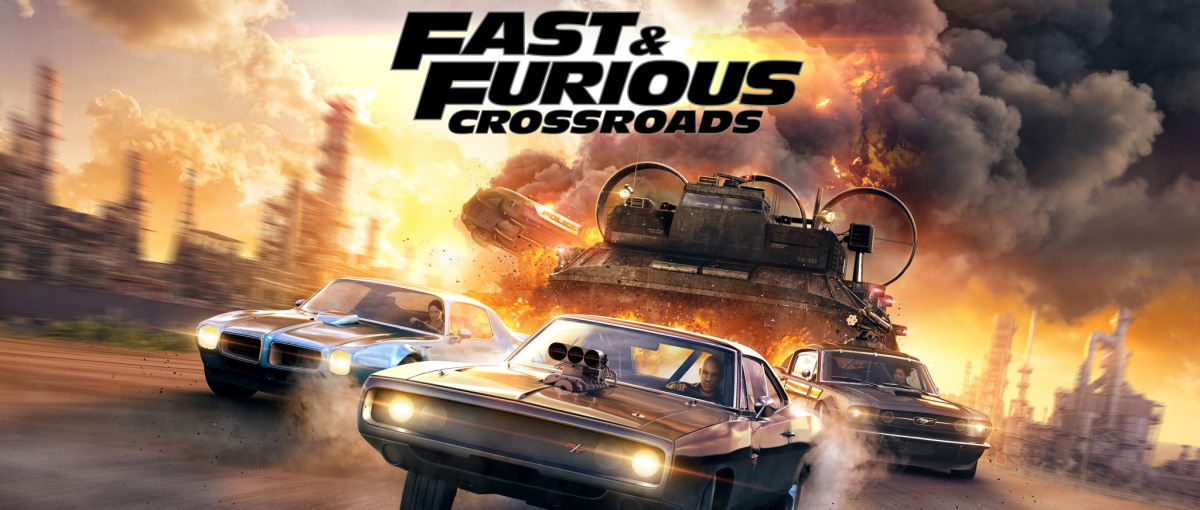 Fast & Furious Crossroads muestra el primer gameplay y anuncia su lanzamiento el 7 de agosto