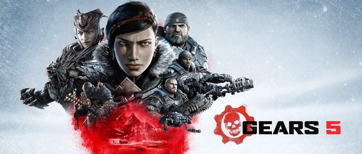 Gears 5 estará disponible el 10 de septiembre para Xbox One y Windows 10