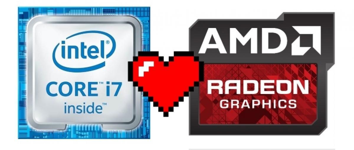Intel lanzará chips con gráficos AMD Radeon para rivalizar con Nvidia