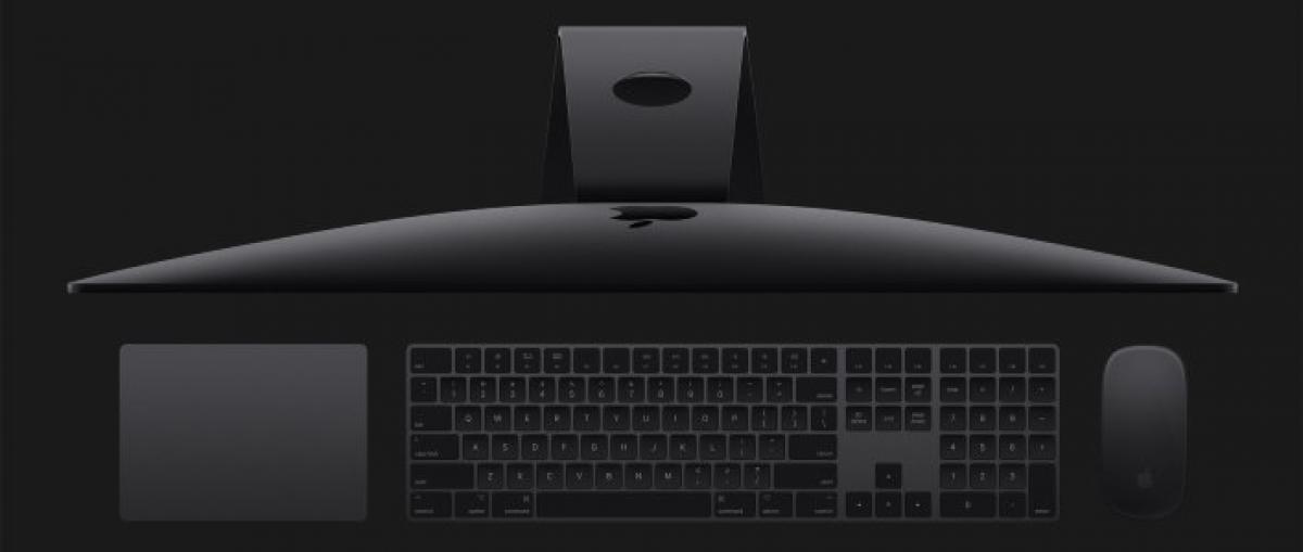 Apple anuncia el iMac Pro, con gráficos AMD Vega, y renueva su gama de ordenadores