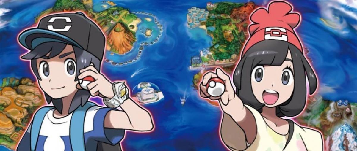 Pokémon Sol y Luna es el mayor lanzamiento de Nintendo en Europa y América