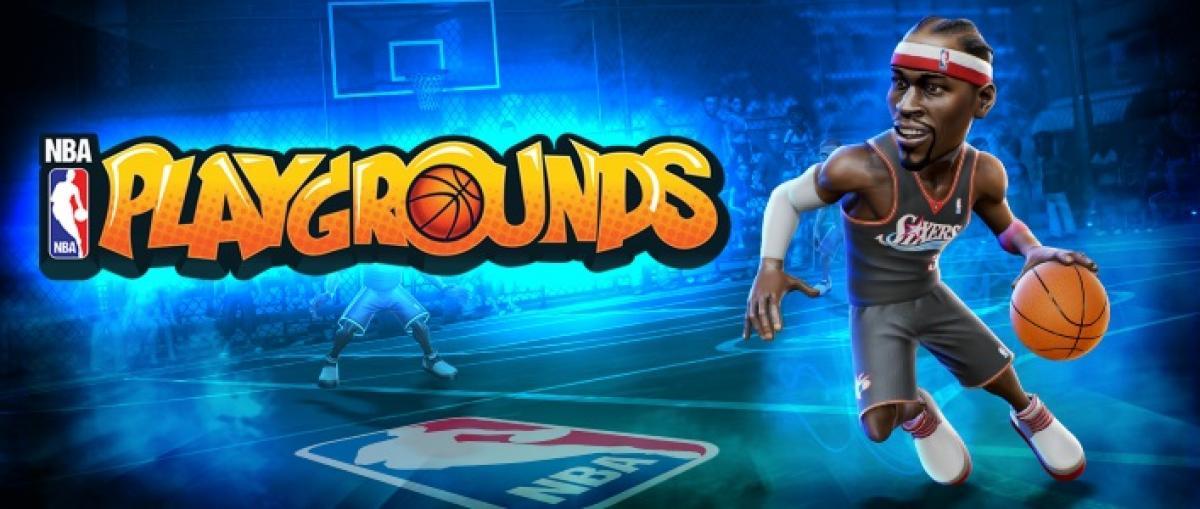 Tráiler de lanzamiento de NBA Playgrounds, un juego inspirado en NBA Jam