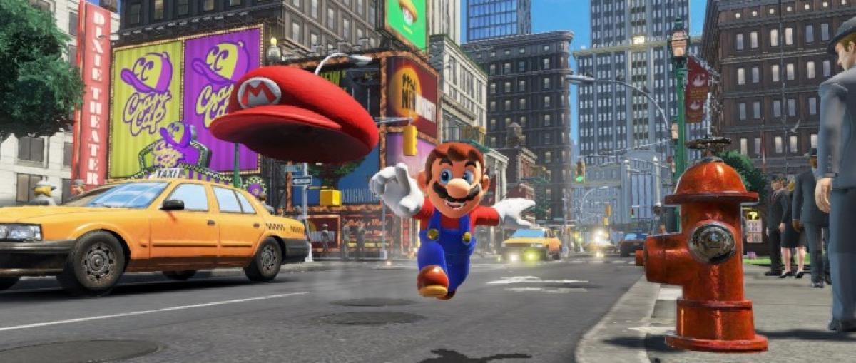 Nintendo y Super Mario Odyssey triunfan en los Game Critics Awards E3 2017