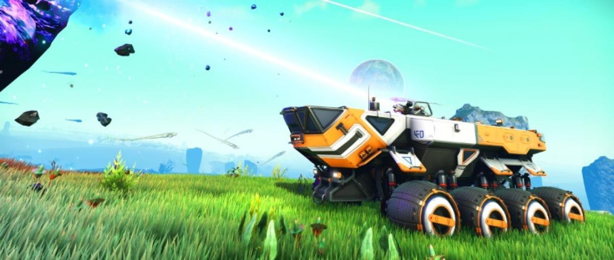 No Man's Sky recibe la actualización Path Finder con nuevas características, modo Permadeath y más