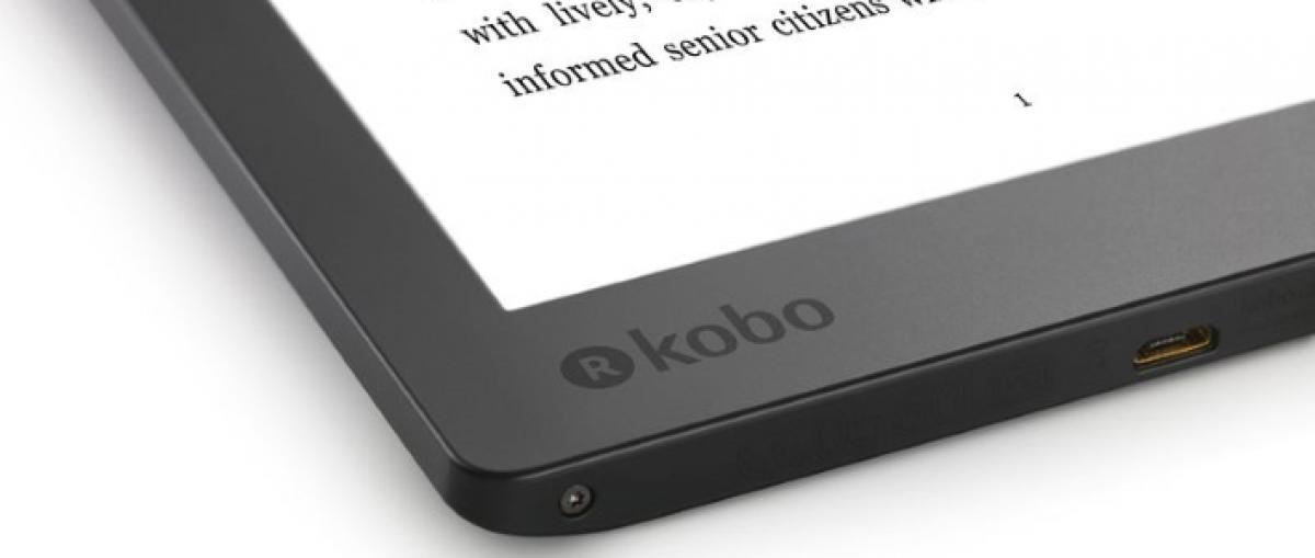 Kobo presenta una nueva versión de Aura H20