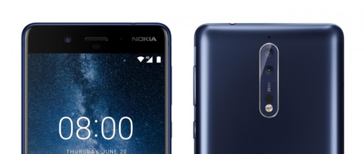 Una imagen filtrada desvela el sofisticado Nokia 8 antes de su debut oficial