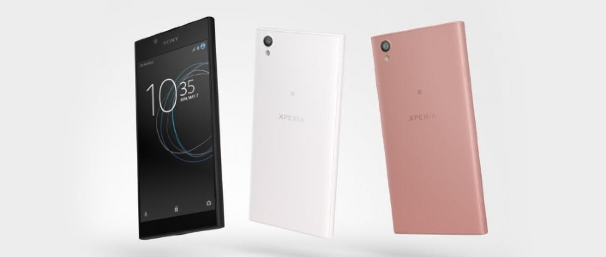 Sony apunta a la gama media baja con el nuevo Xperia L1