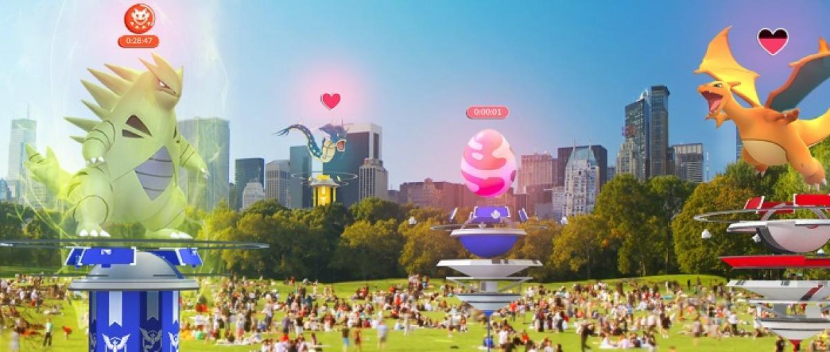 Pokémon Go prepara una gran actualización con modo cooperativo y cambios en los gimnasios