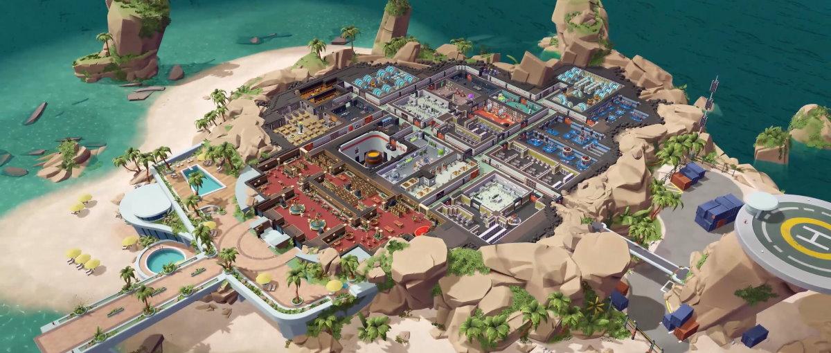 Primer tráiler con gameplay de Evil Genius 2: World Domination