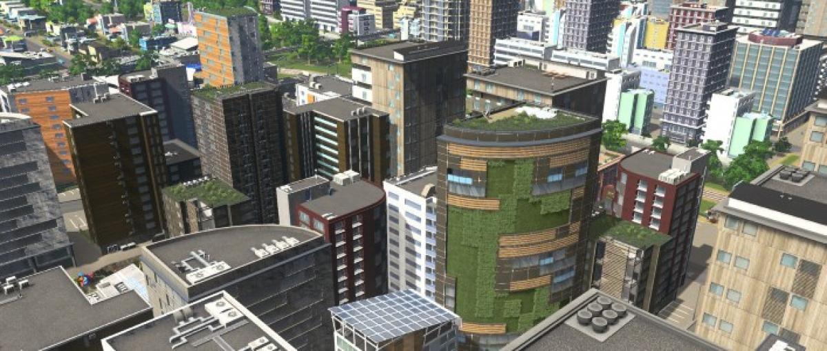 Green Cities es la nueva expansión para Cities: Skylines