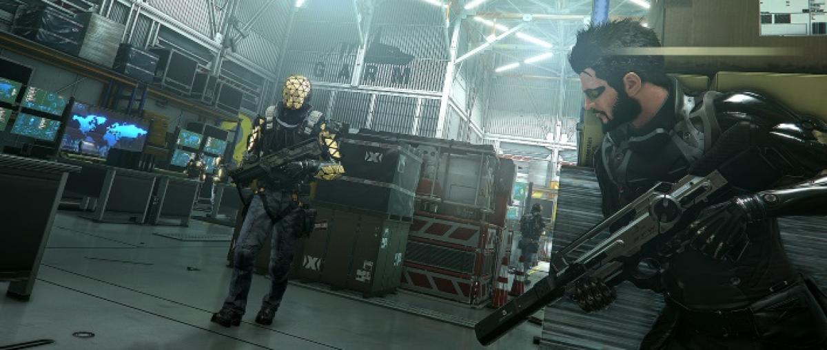 Nuevo gameplay y modo de juego para Deus Ex: Mankind Divided