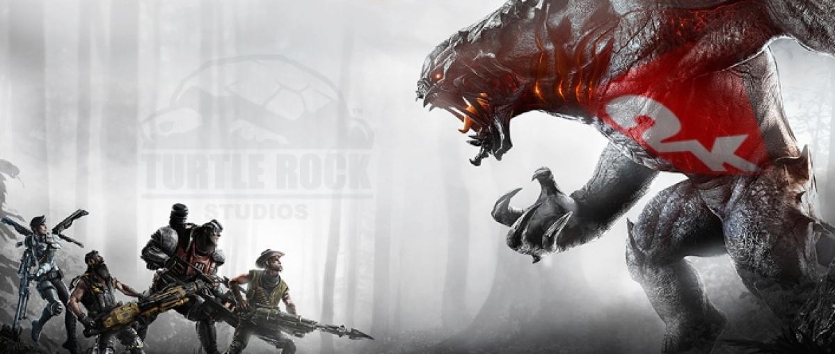 2K retira a Turtle Rock del desarrollo de Evolve
