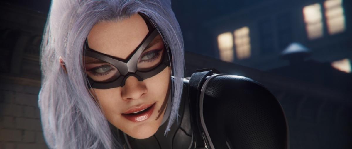 Marvel's Spider-Man recibe El Atraco, su primer contenido adicional con Black Cat de antagonista