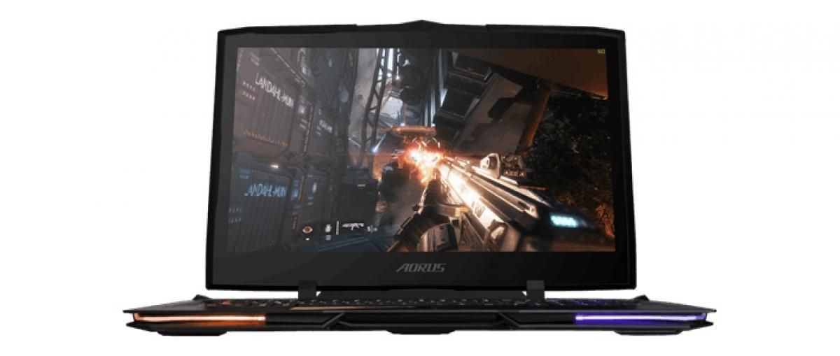 Gigabyte anuncia un portátil para juegos con dos GTX 1070 en SLI, pantalla 4K y teclado mecánico