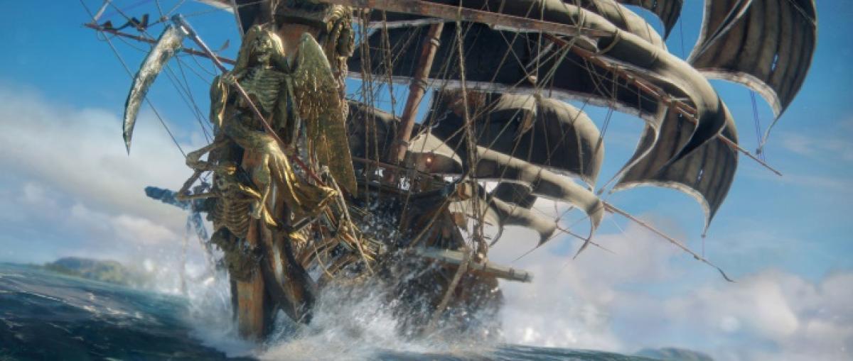 Ubisoft retrasa el juego de piratas Skull & Bones hasta el próximo año fiscal