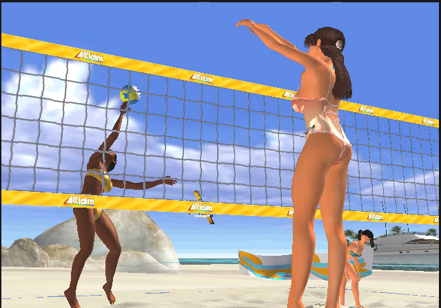 Capturas de Summer Heat Beach Volleyball