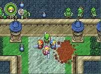 Zelda Four Swords Conectividad Gc Gba Esfumada En Noticias Juegos