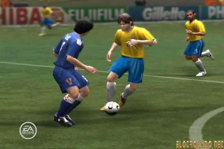 fifa 2006 para jugar en pc: