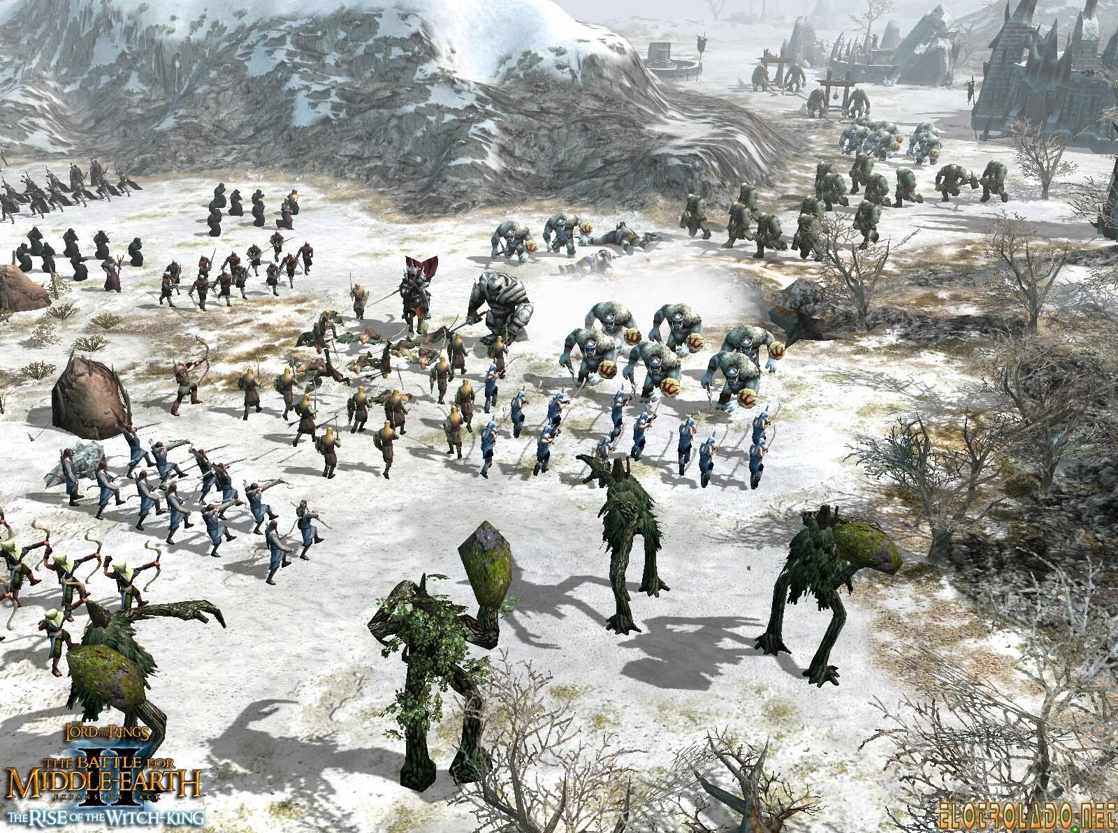 Властелин Колец: Битва За Средиземье (Rus/2004) Pc
