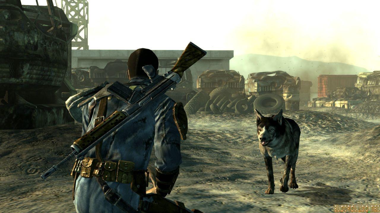 Концовки Fallout 3