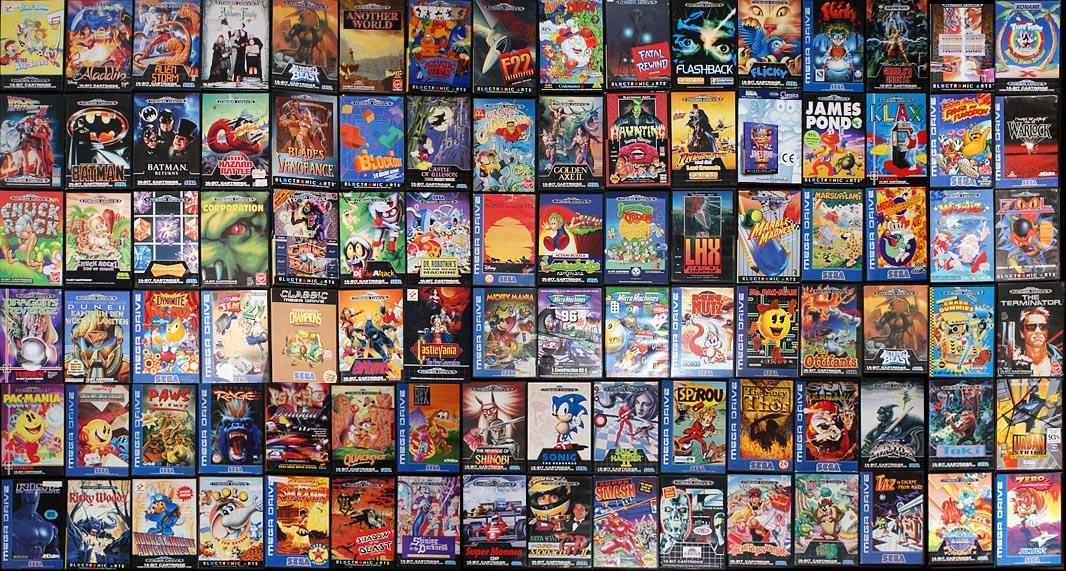 Reportaje 25 Anos De Mega Drive En Noticias Consolas