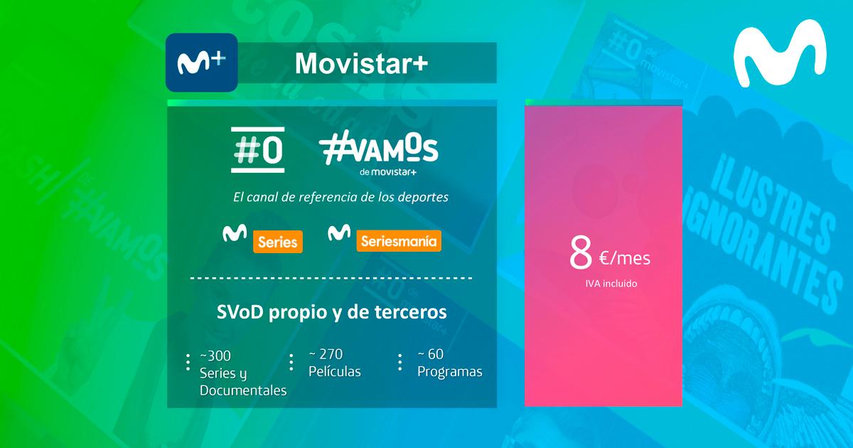 Movistar permitirá ver su TV a los que no son clientes