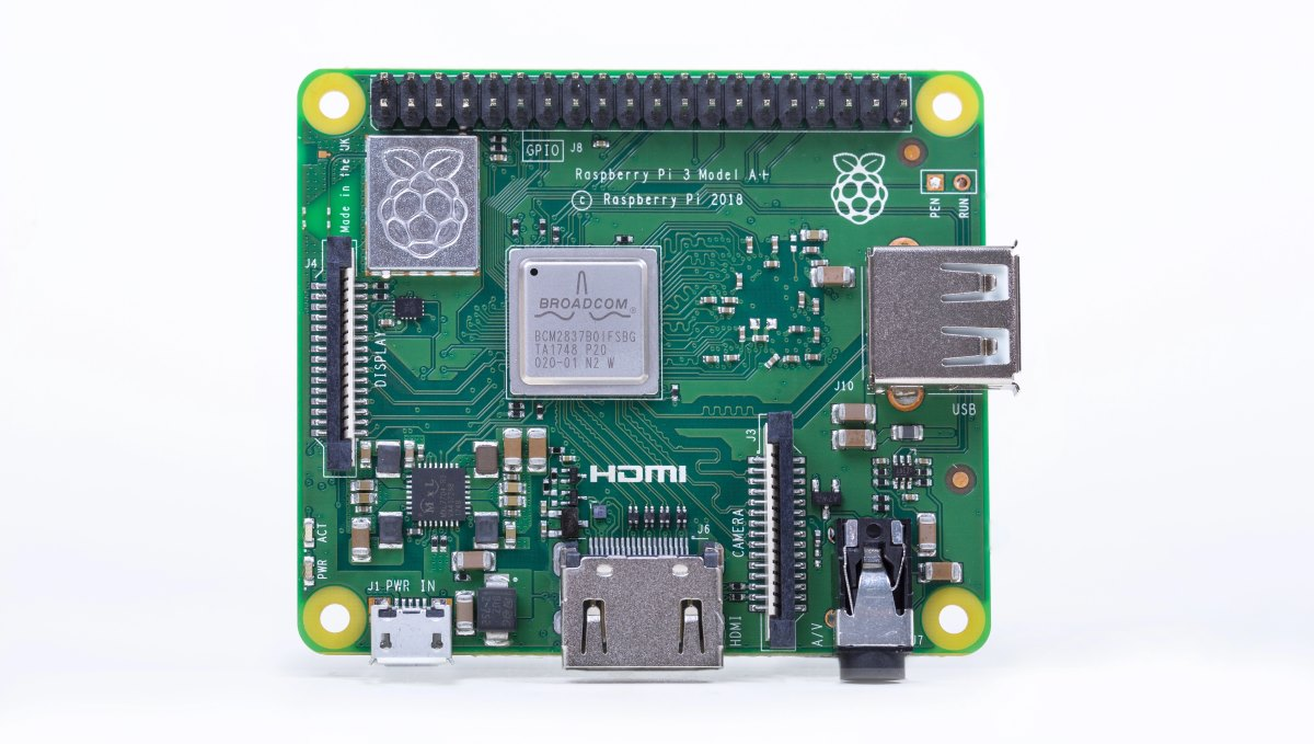 Nueva Raspberry Pi 3 Model A+: potente y economica