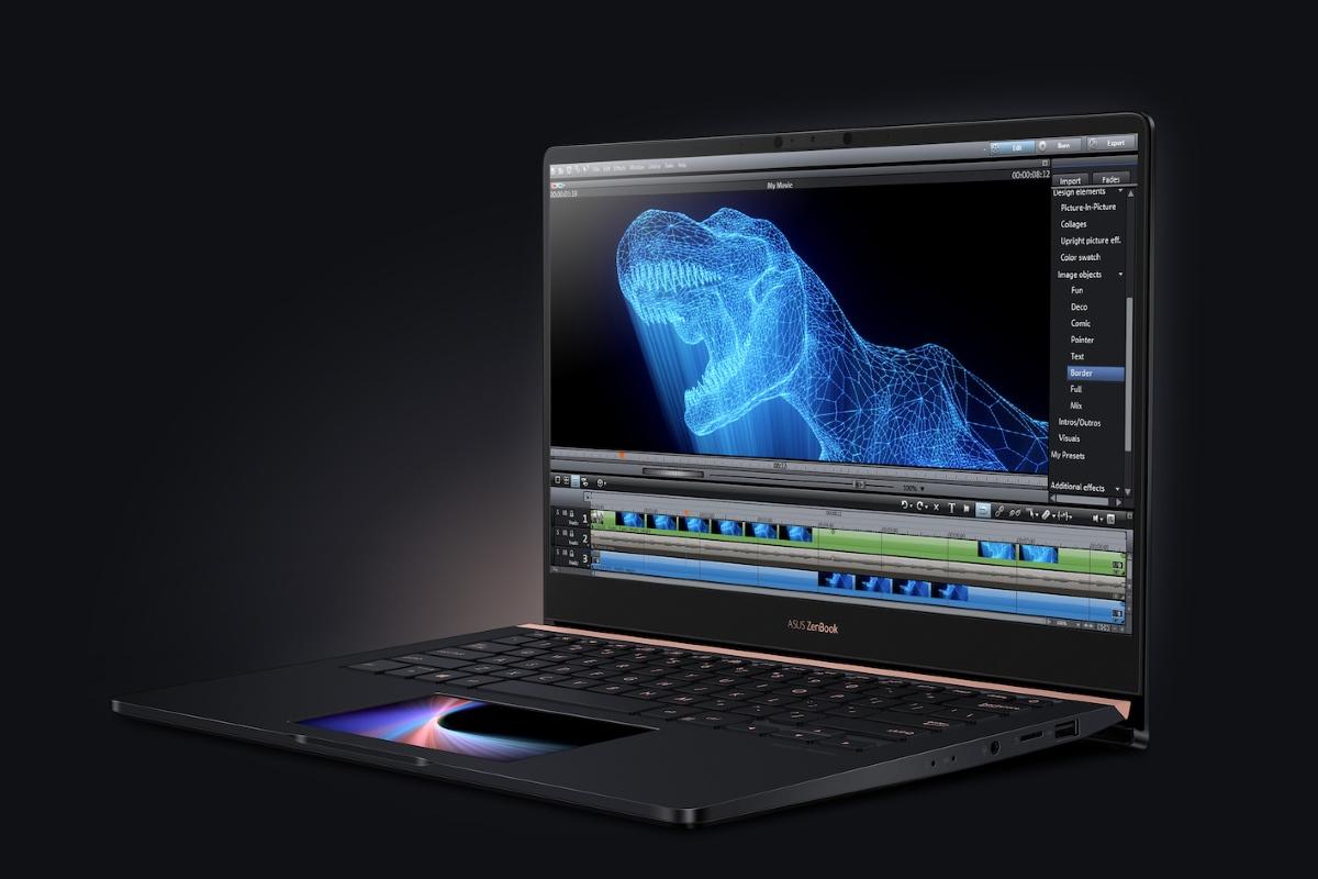 Viene la computadora portátil con doble pantalla y IA — Asus Precog