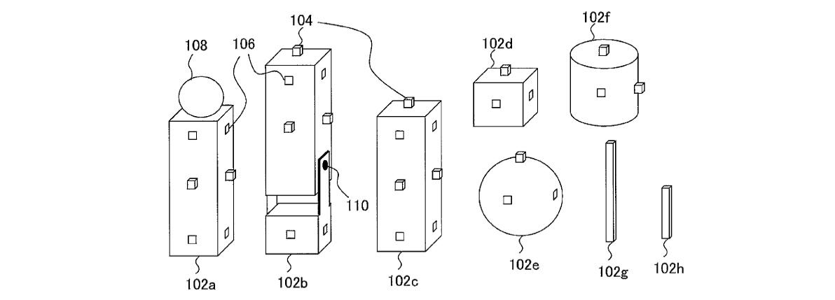 sony patenta un controlador modular para realidad aumentada