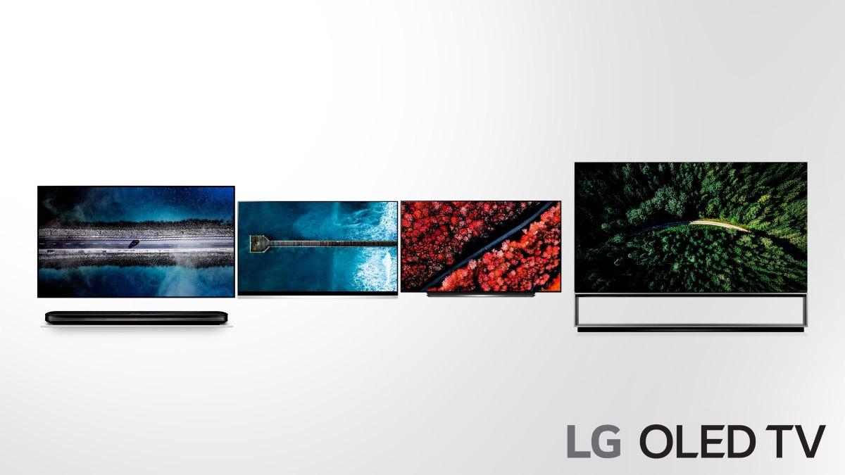 LG presenta su nueva gama de televisores ThinQ OLED 8K