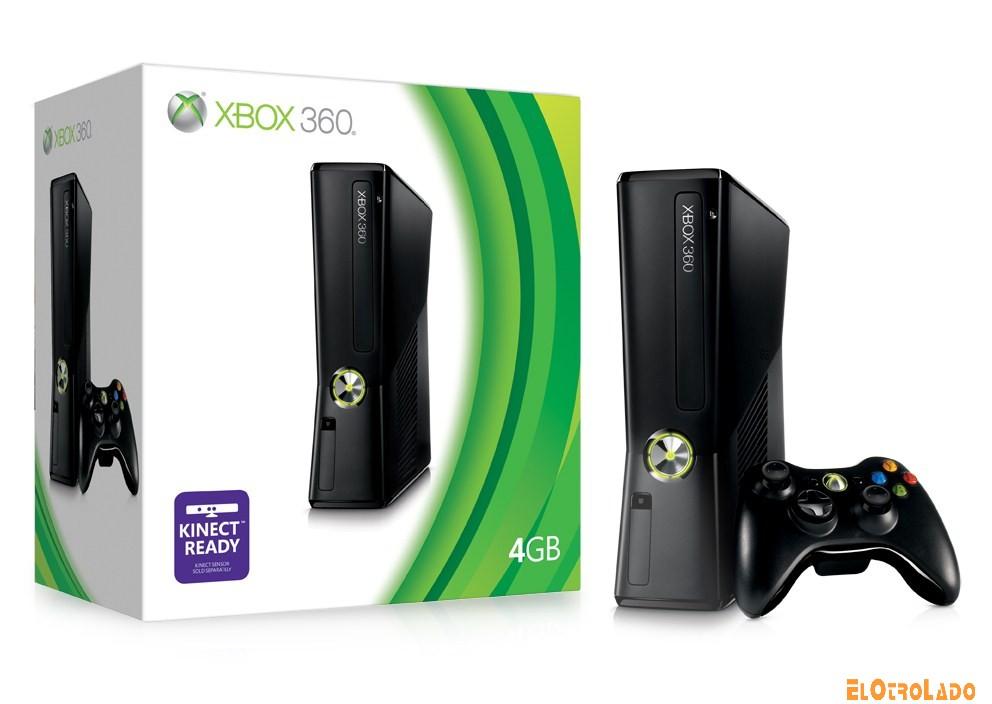 xbox 360 y su precio: